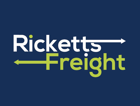 Logo Design Ricketts Freight Logo Design Services Manchester