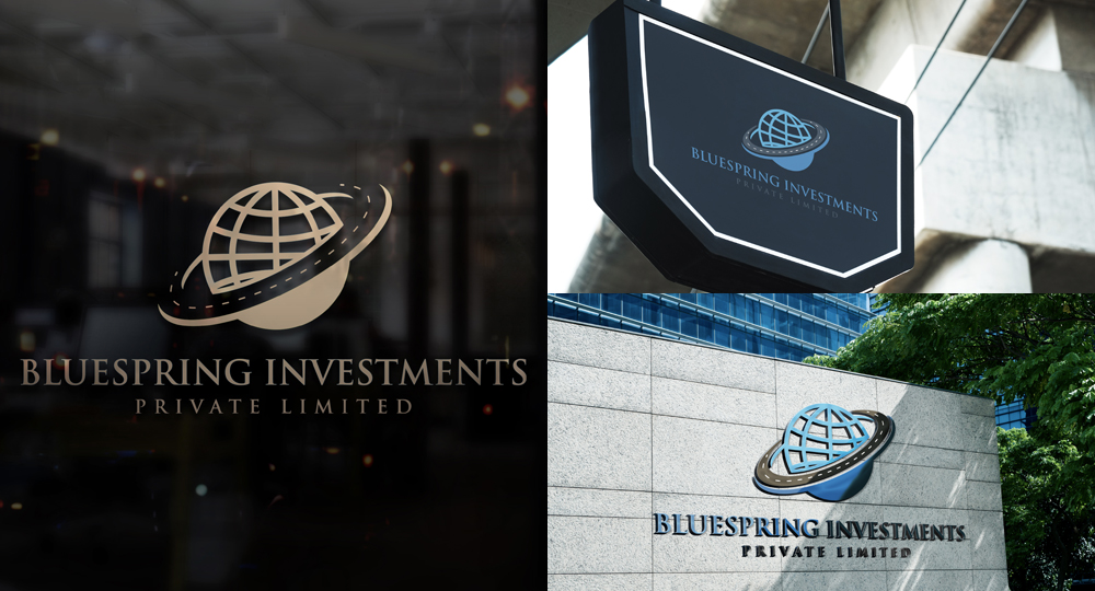 Bluespring Investment Logo