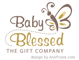 Baby Blessed logo